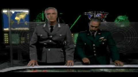 C&C Red Alert - Allied mission 2 briefing