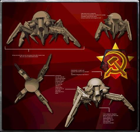 Russian Army Robots - Page 10 Terror_drone_Render