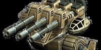Mechanized walkers (Tiberium)