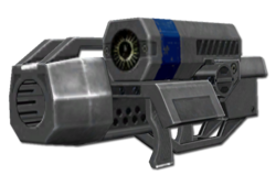 CNCR Ion Cannon Render