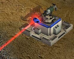 Generals Laser Turret