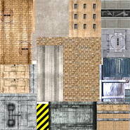 USA Supply Depot Texture 1