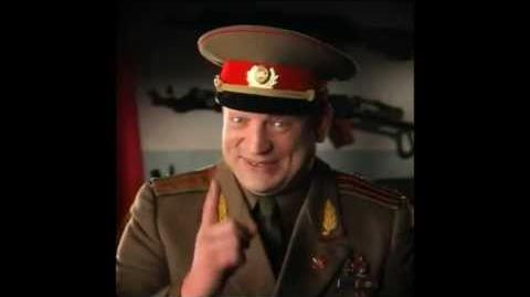 C&C Red Alert 3 Uprising Commander Oleg cutscenes
