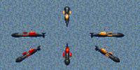 Missile submarine