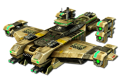 CNC4 Arcus Bomber Render