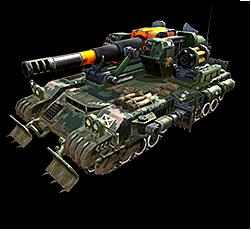 Gen2 APA Heavy Nuke Artillery