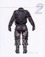 Renegade Nod Officer Back Concept Art 2