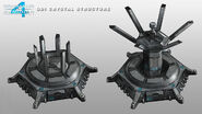 CnC4 GDIDefenseClassCrystal