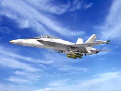 TD F-18 Render