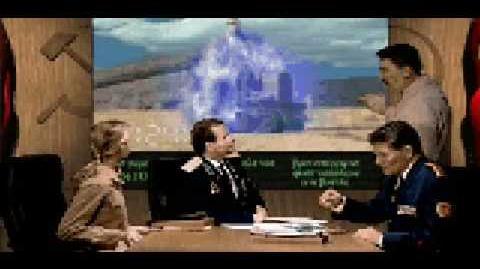 C&C Red Alert Soviet mission 8 briefing