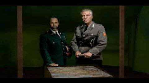 C&C Red Alert - Allied mission 14 briefing