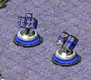 Patriot missile system (Red Alert)