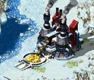 RA2 Soviet Refinery Beta