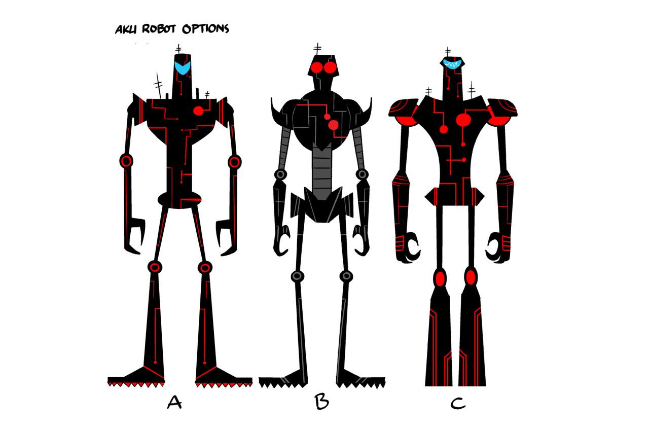 image aku robotsjpg cartoon network crossover