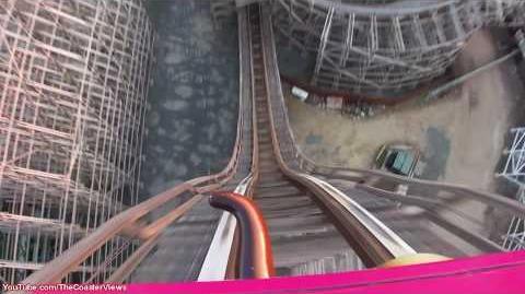 El Toro (Six Flags Great Adventure) - OnRide - (1080p)