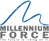 Millennium Force logo