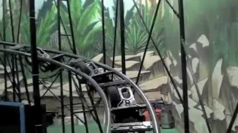 Tiger Terror (Safari Land) - OnRide