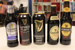 Guinness Varieties 02