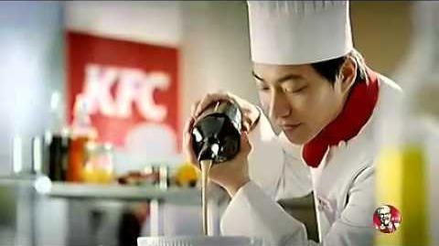 KFC China 'Taste of Ireland' Chicken Commercial