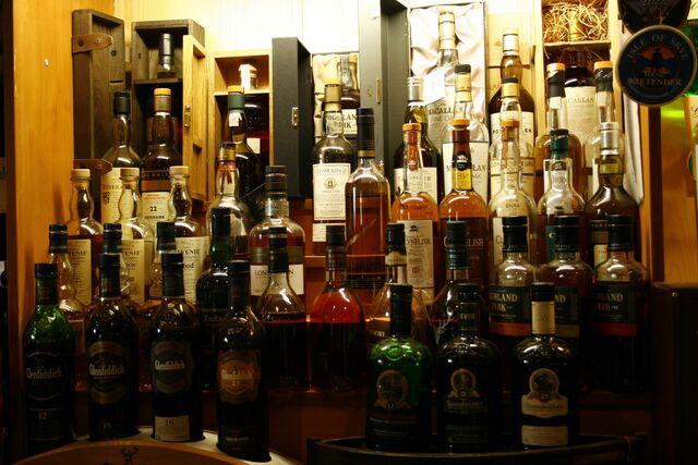 File:Sutherland Inn bar display.jpg