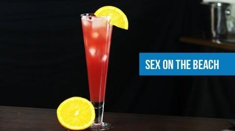 sex on the beach drink søker par