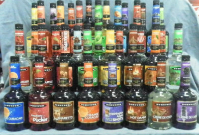 Image gallery schnapps flavors for Flavored vodka mixed drinks