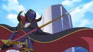 Zero (Suzaku) Sword