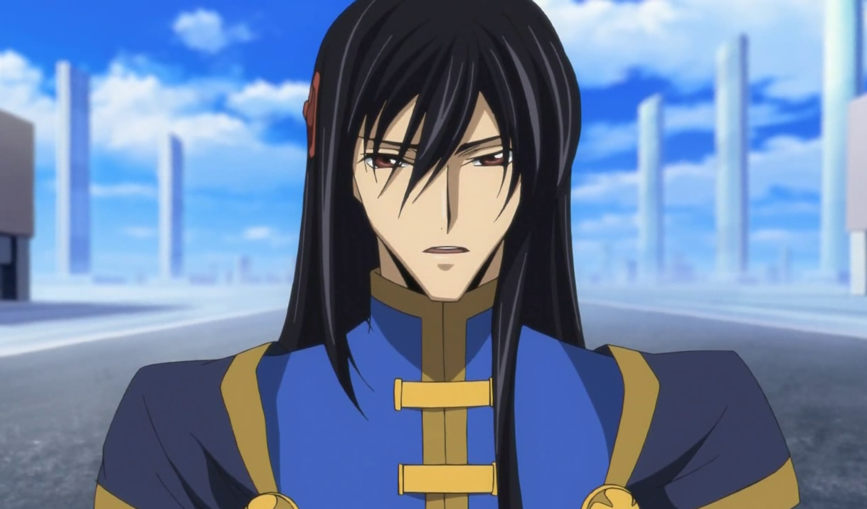 Li Xingke Code Geass Wiki Fandom Powered By Wikia