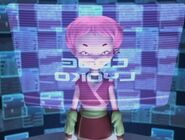 Aelita deactivating a tower