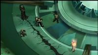 XANA killing the Lyoko Warriors