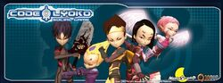 Code Lyoko Warrior