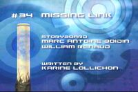 Missing Link Title
