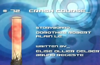 72 crash course cut