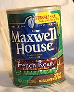 150px-Maxwell House French Roast