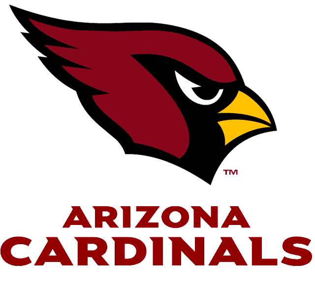 Image of the Arizona Cardinals logo.