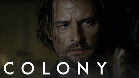 Colony Season 2 Josh Holloway