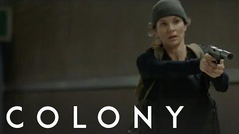 Colony 'Katie the Commando' from Episode 109