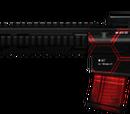(ACE) M417 Combat Red