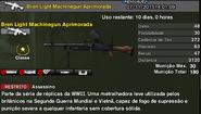Bren Light Machine Gun Aprimorada