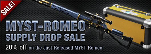 Supply Crate MYST-Romeo