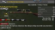 E 57 Musket Aprimorada