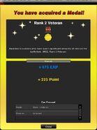 Rank 2 Veteran