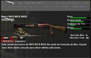 Max's R870 MCS MOD Set - Pertences