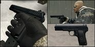 TT Pistol Overview