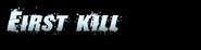 First Kill 2008