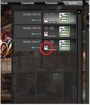 Active key warlord