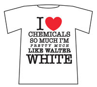 I love chemicals