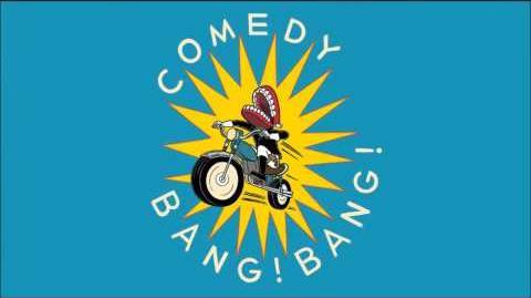 Comedy Bang Bang - Michael Caine and Sean Connery