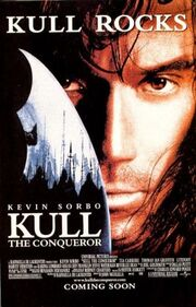 Kull the Conquerorposter