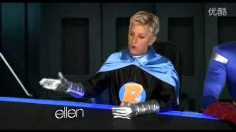 Ellen is in Avengers